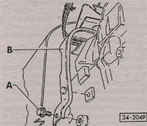 коробка передач Audi 80