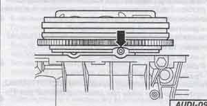 прокладка Audi А6