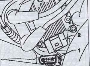 штекер зажигания Audi А4