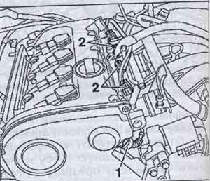 штекеры форсунок 2 Audi А4