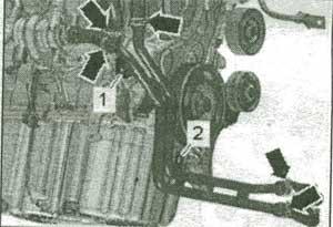 соединение макслянного поддона Audi A1, соединение макслянного поддона A1 Sportback