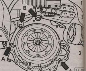 зубчатая рейка Audi 80