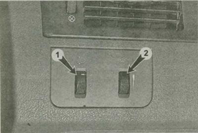 электрокорректор фар Chevrolet Lacetti Sedan, регулятор яркости подсветки Chevrolet Lacetti Sedan