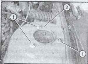 аммортизационное поддомкрачивание BMW 3