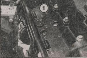 крепление турбонагнетателя BMW 5