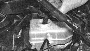 Крышка расширительного бачка BMW 3