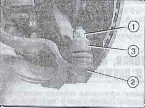 палец шарнира BMW 3