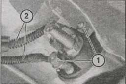 стартер BMW 3