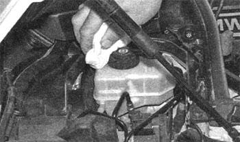 Тормозная жидкость BMW 3