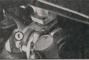 выпускной коллектор BMW 5