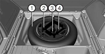 Запасное колесо BMW Х5