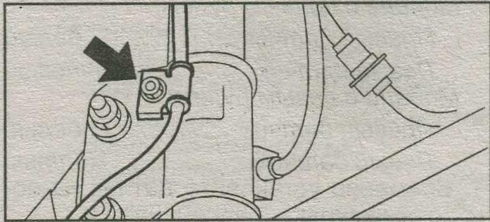 датчик ABS Subaru Impreza