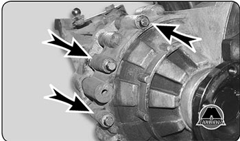 Кронштейн двигателя Vortex Corda