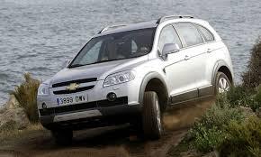 Автомобиль Chevrolet Captiva, автомобиль Шевроле Каптива