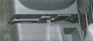 направляющая Chevrolet Lanos
