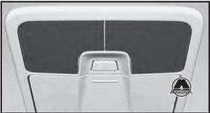 Плафоны для чтения Chevrolet Trailblazer