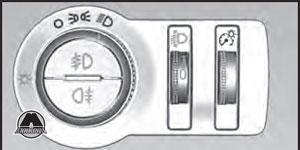 Подсветка приборной панели Chevrolet Trailblazer