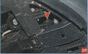штуцер бачка радиатора Chevrolet Cruze