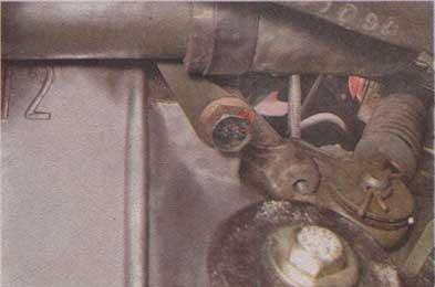 Система охлаждения Chevrolet Aveo