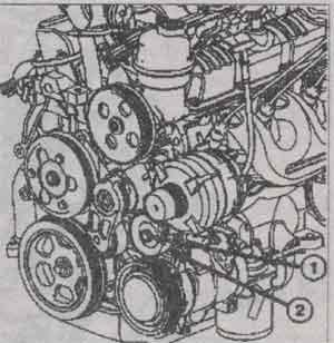 направляющие ролики Chrysler Pacifica