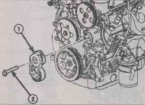 привод ГРМ Chrysler Pacifica