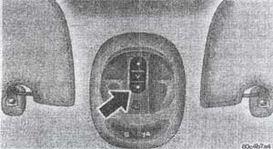 управление лшюком Chrysler PT Cruiser, управление лшюком Chrysler Cruiser Cabrio