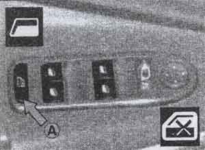 электропривод Citroen C5