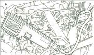 компрессия Citroen Berlingo, компрессия Peugeot Partner.