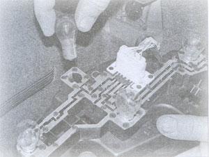 Крепление Citroen C5