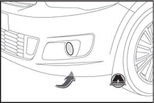Лампы противотуманных фар Citroen C-Elysee