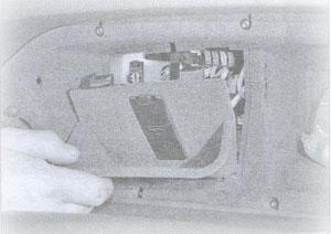 Разъемы Citroen C5