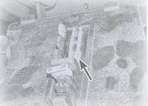 Стоп-сигнал Citroen C5