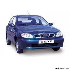 Автомобиль Daewoo Sens, автомобиль Дэу Сенс