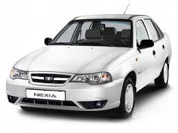 Автомобиль Daewoo Nexia, автомобиль Дэу Нексия
