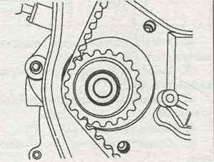 зубчатый ремень Daewoo Lanos, зубчатый ремень Chevrolet Lanos