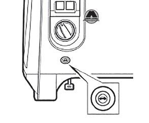 выключатель Datsun Mi-Do