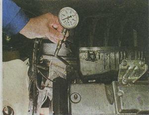 давление масла Лада Гранта, датчик аварийного давления масла Лада Гранта