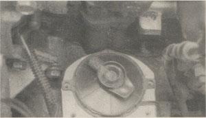 Terminal spark plug wire Dodge Caravan 1985g Haynes