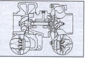Вал двигателя Cummins 4В