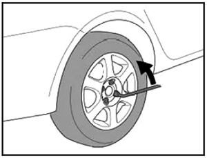 «Секретные» гайки колес FAW V5