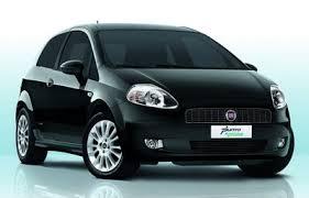Автомобиль Fiat Grande Punto, автомобиль Фиат Гранд Пунто