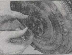 маховик Fiat Tipo, маховик Fiat Tempra