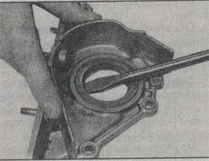 сальник коленвала Fiat Tipo / Tempra