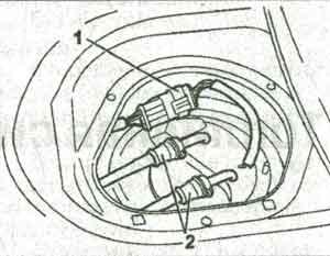 штекер насоса Fiat Ducato