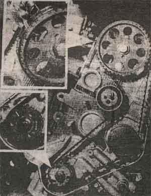 система газораспределения Fiat Tipo