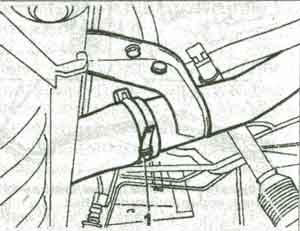 соединительный шланг Fiat Ducato