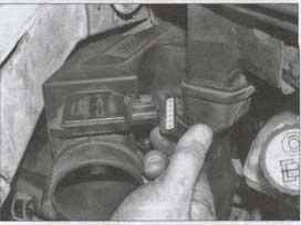 датчик массового расхода воздуха Ford Transit