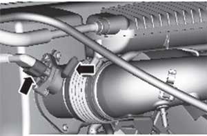 датчик расхода воздуха Ford Kuga