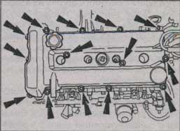 крепления головки блока цилиндров Ford Mondeo
