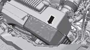 корпус воздушного фильтра Ford Kuga